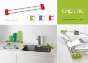 drip line das Design - Abtropfgestell