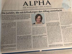 Susanne Richter im Bund