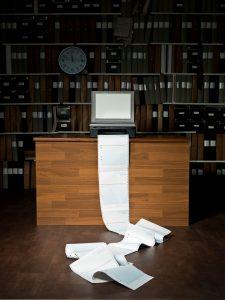 Der Fax hatte eine sehr entschleunigende Wirkung auf den Geschäftsalltag - eine Ode an digital Detox von Sanni Shoo