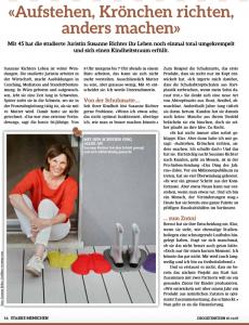 Susanne Richter im Drogistenstern